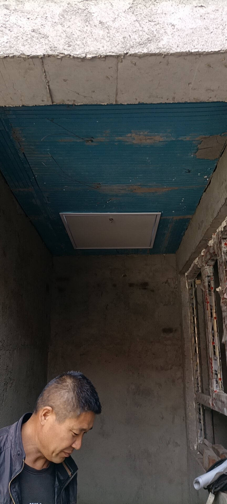 YY家梯子电动阁楼伸缩楼梯别墅复式全自动隐形楼梯爬梯升降家用楼梯室内折叠拉伸升降梯电动款钛镁合金材质70/80*90/100/120