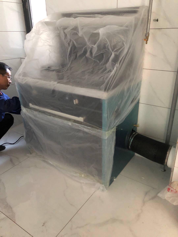美大(Meida)集成灶蒸烤一体集成一体灶升级款Z20-ZK侧吸下排抽油烟机燃气灶蒸烤箱钢化玻璃(天然气)