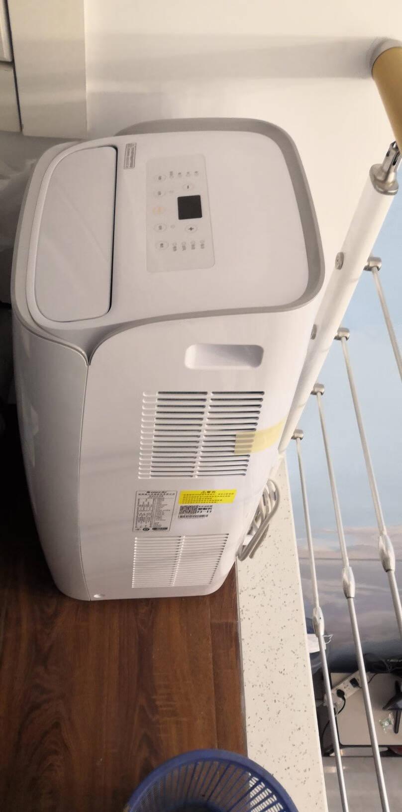 格力(GREE)移动空调单冷可移动正1.5匹家用客厅出租房便捷立式空调可除湿KY-35/NANA1A