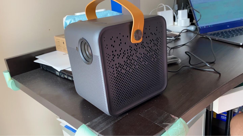 峰米Smart便携投影仪,带来高清高分辨率影院