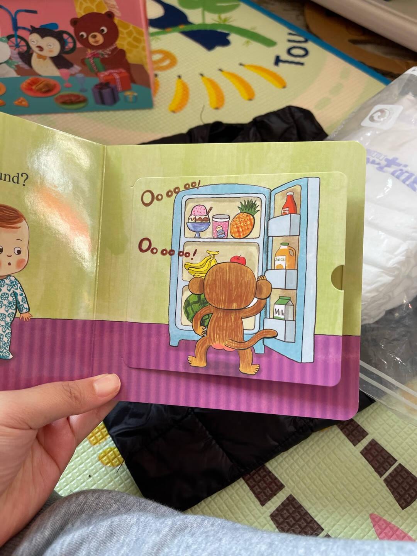 小达人点读婴儿英语玩具书(FirstEnglishToybook)
