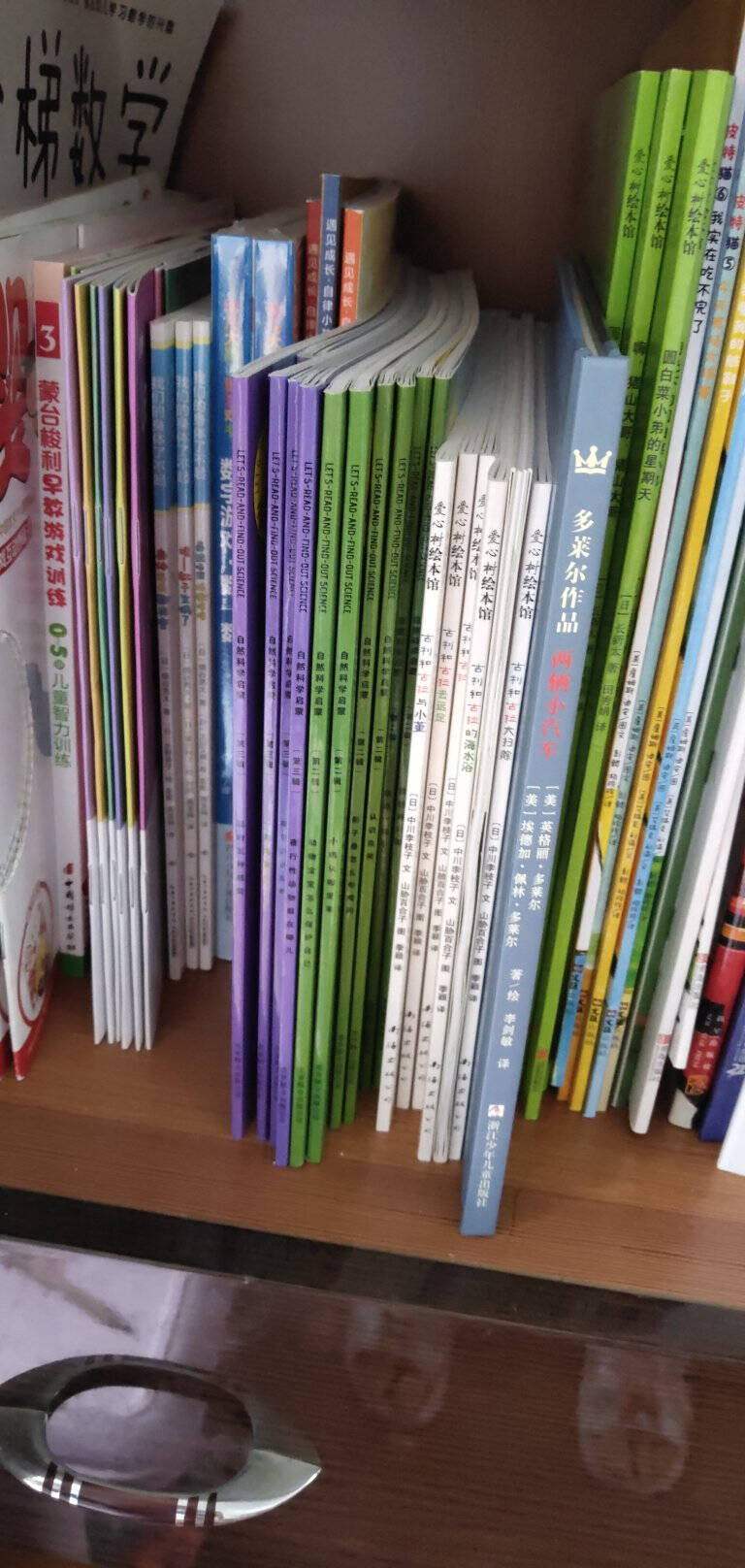 超好玩神奇益智立体书:书里藏着好多虫(套装共6册)