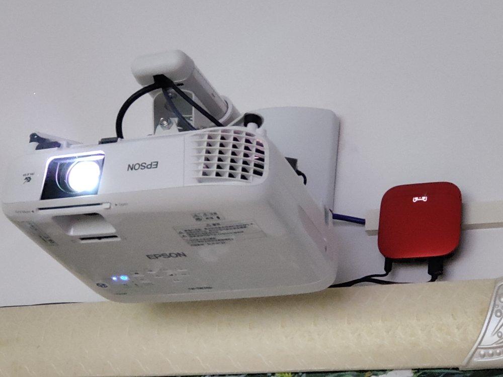 爱普生高刷新家用投影仪,轻松切换游戏和电影模式