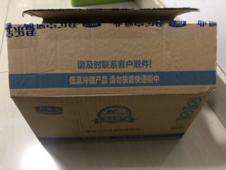 君乐宝浓纯酸奶纯味益生菌风味发酵乳200g*10礼盒装