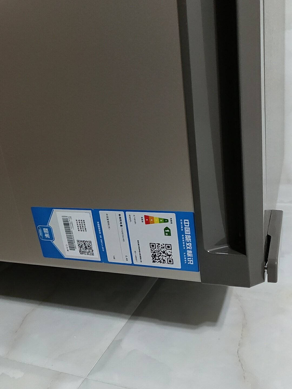 海尔Haier148升分区大抽屉防串味家用立式冰柜母婴母乳冷柜冰箱BD-148MDT