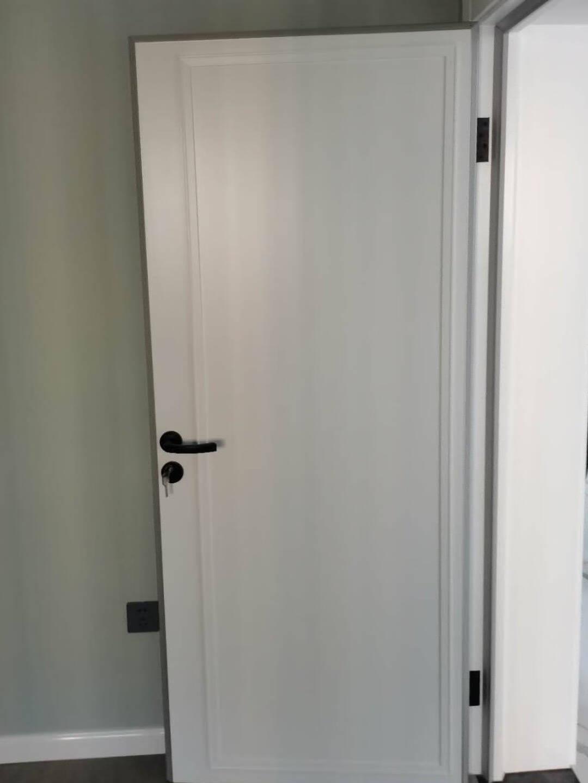 TATA木门背景墙护墙板卧室背景墙免漆@045(600AN)背景墙多色可选金楸,瓷白定制