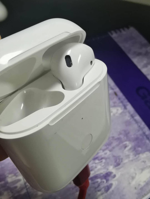 【官网同款】索致airpods充电盒苹果无线蓝牙耳机充电仓apple一/二/三代pro收纳底座充电器【弹窗|电量显示丨无线充电|蓝牙配对】1/2代通用