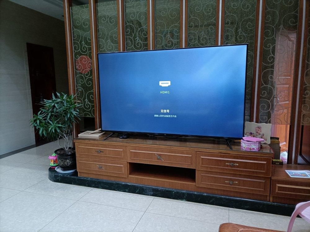 TCL超高清智能电视,非常强悍的语音控制能力