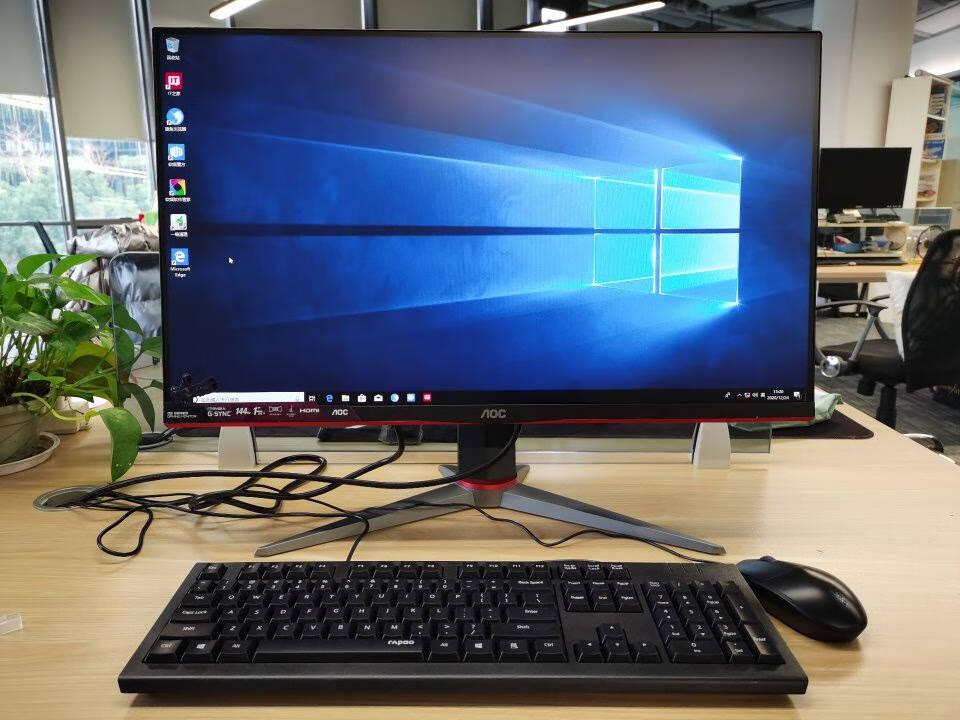 丽台(LEADTEK)NVIDIAQuadroP22005GGDDR5X160bit/200GBps/CUDA核心1280建模渲染/绘图/专业图形显卡