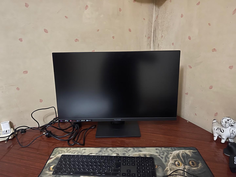 优派28英寸4K显示器,显示效果比27英寸更大