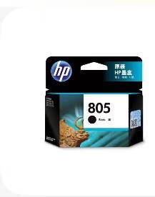 惠普(HP)3YM73AA805黑色墨盒(适用于HPDESKJET1210;1212;2330;2332;2720)