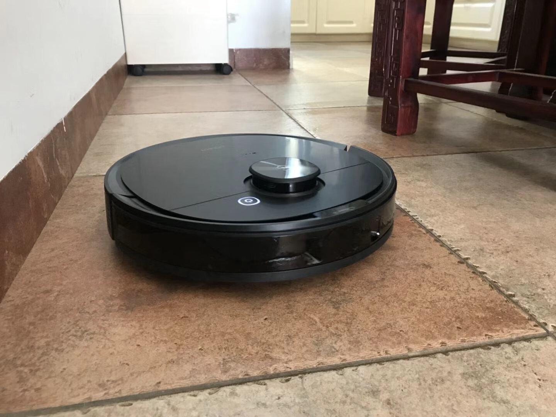 科沃斯地宝N8pro扫地机器人,杂物多的朋友家非常好用