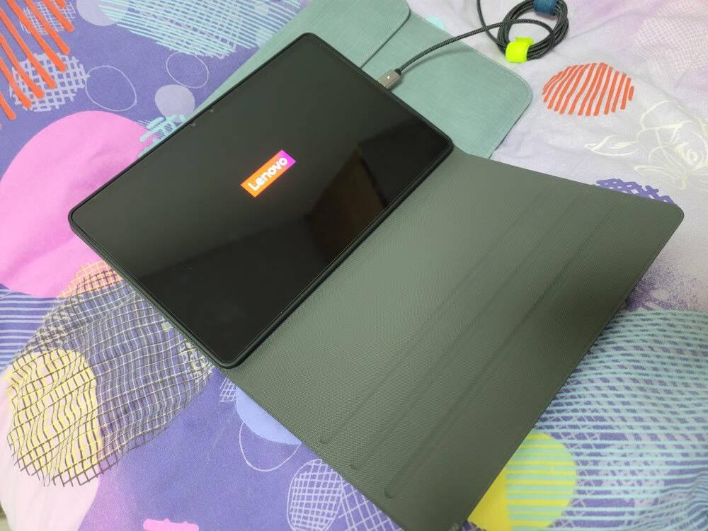 联想(Lenovo)小新PadPro原装保护夹(内送贴膜)保护壳保护套支架超薄磁吸智能休眠