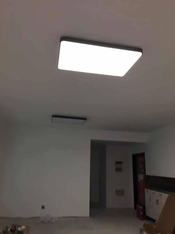 飞利浦(PHILIPS)客厅灯LED吸顶灯现代简约客厅卧室书房灯饰灯具遥控调光调色悦曜智能WiFi升级版115W