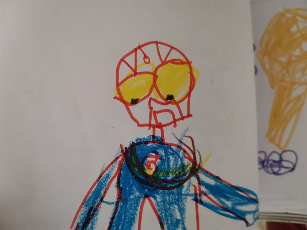 得力(deli)24色丝滑蜡笔易握住油画棒画笔炫彩棒美术工具转转笔彩笔幼儿儿童画画绘画玩具礼物筒装72092
