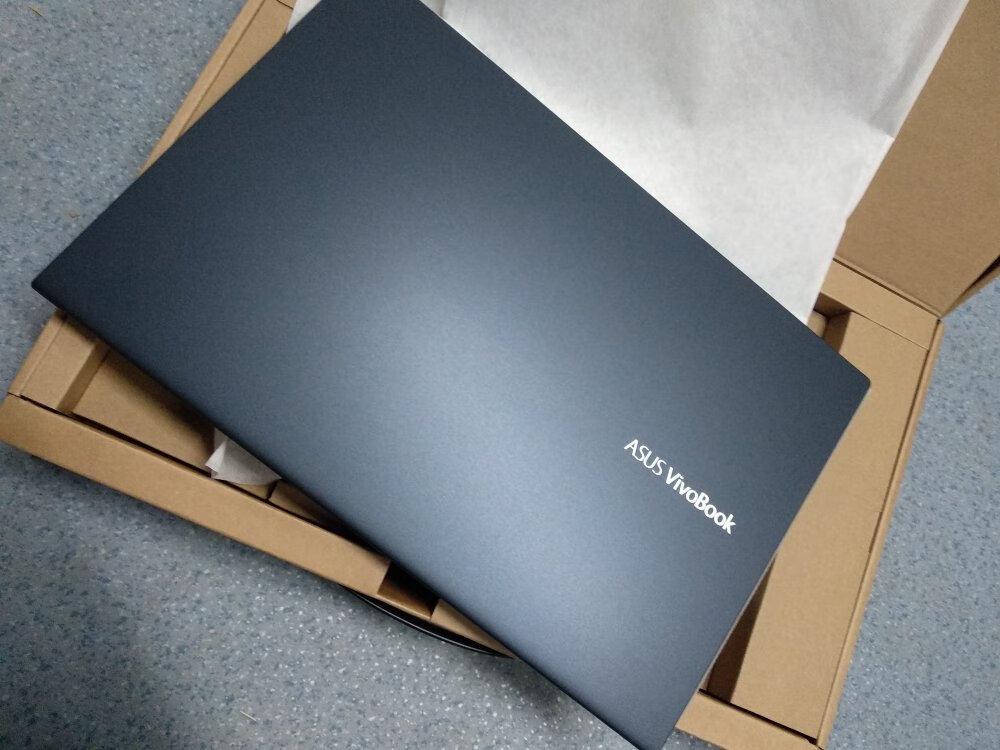 华硕15.6英寸轻薄笔记本电脑,女生也能单手随手拿着用