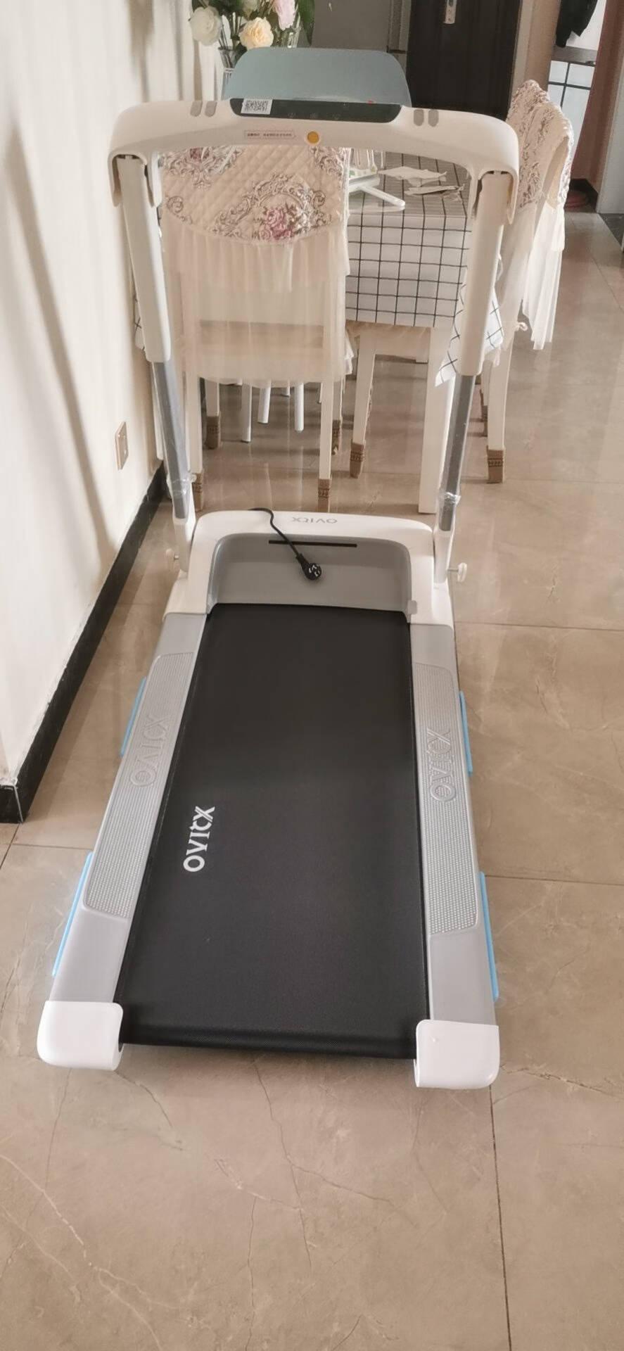 小乔Q2跑步机家用折叠走步机迷你智能小型室内运动健身器材zs
