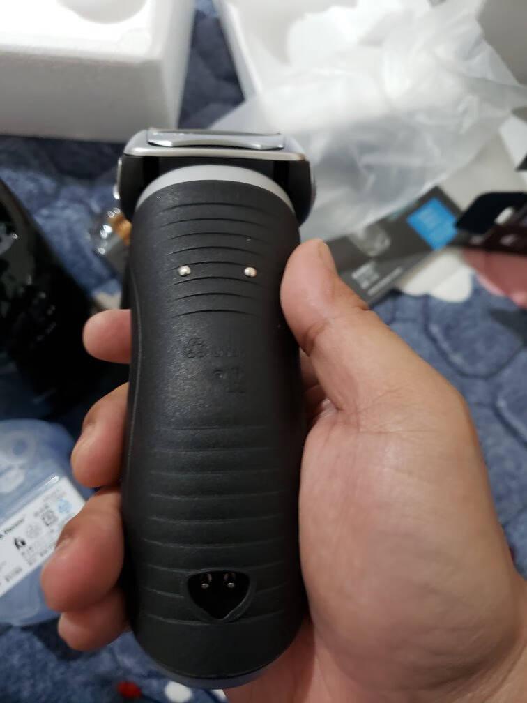 博朗(BRAUN)电动剃须刀7系7840S德国进口全身水洗刮胡须刀(智能声波剃须)龚俊同款