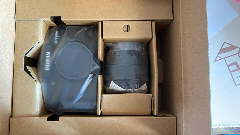 富士(FUJIFILM)X-T200/XT200微单相机Vlog相机2420万像素4K视频新XT200+XC15-45mm镜头套机黑色