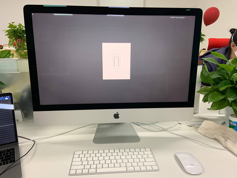 AppleiMac【硬盘更新】21.5英寸2.3GHz双核七代i58GB/256GB固态一体式电脑主机MHK03CH/A