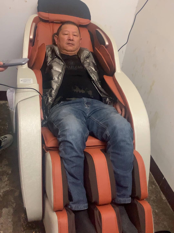 联想按摩椅家用全自动SL超长移动导轨多功能全身电动沙发椅子豪华太空舱Q12至尊款时尚灰+超长导轨+4D机芯+智能监测