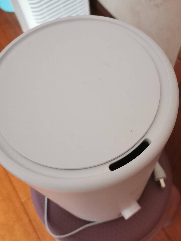 米家小米加湿器卧室家用办公室纯净式蒸发5L大水箱上加水智能互联台地两用加湿器PRO