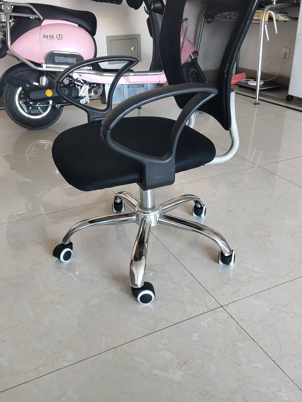 汇乐斯2寸电脑椅脚轮转椅万向轮子通用办公椅轮子滑轮老板座椅滚轮配件卡簧轮【五只装】