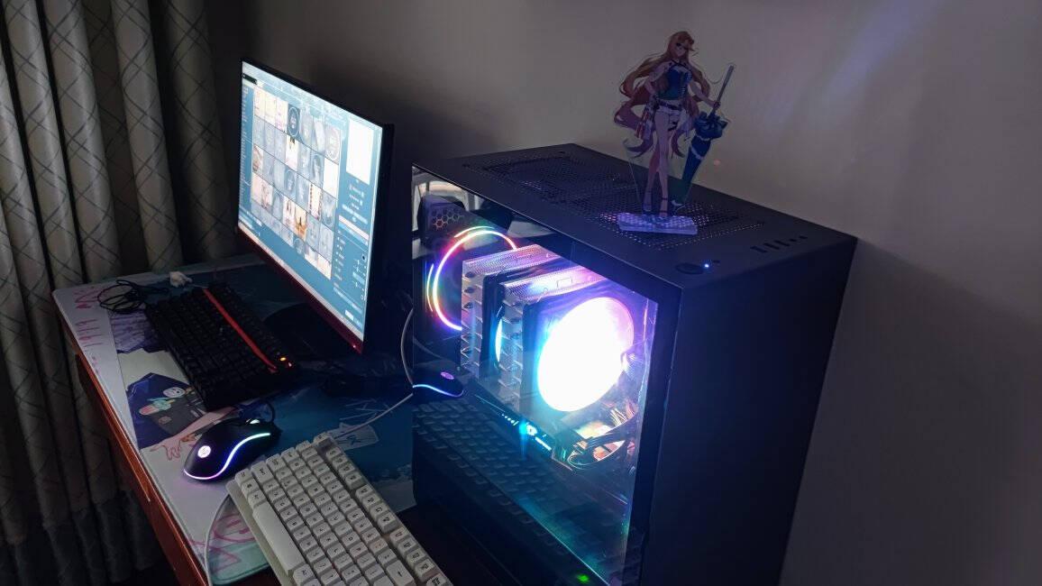 微星(MSI)Z490M-S01电脑主板支持CPU10900K/10700K/10600KF(IntelZ490/LGA1200)