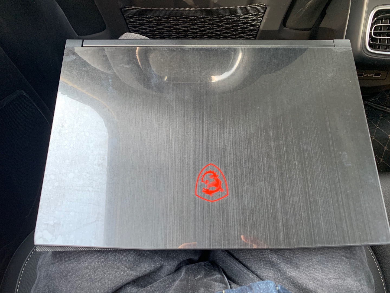 微星侠客15.6英寸游戏本,经典游戏电脑