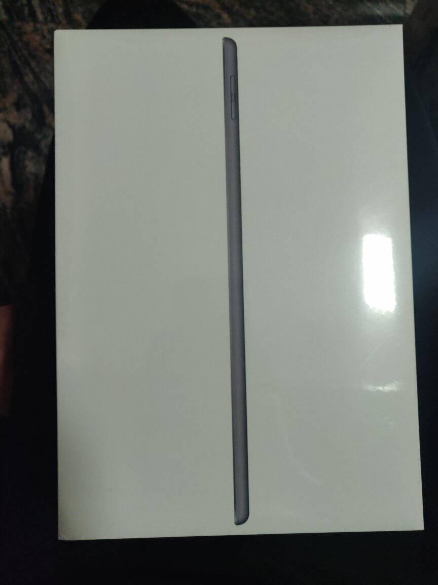 AppleiPad10.2英寸平板电脑(2020年新款128GWLAN版/MYLE2CH/A)银色