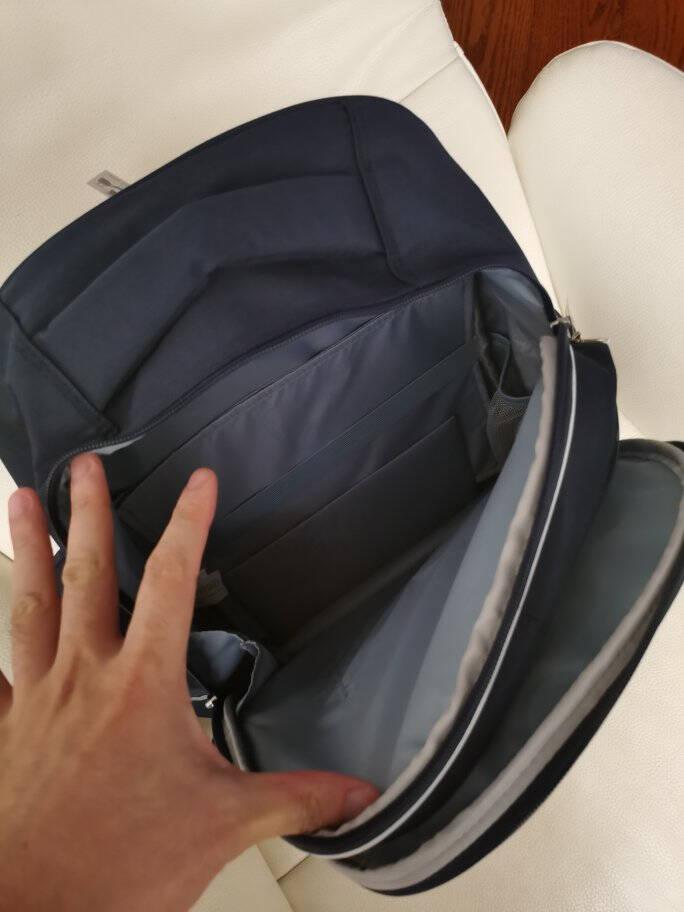 英国牛津大学小学生书包男孩护脊减负儿童书包女3-6年级防水双肩背包X730深蓝