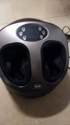 日本HKA多功能遥控智能足疗机按摩器脚底足部按摩器脚部足底按摩仪器热敷