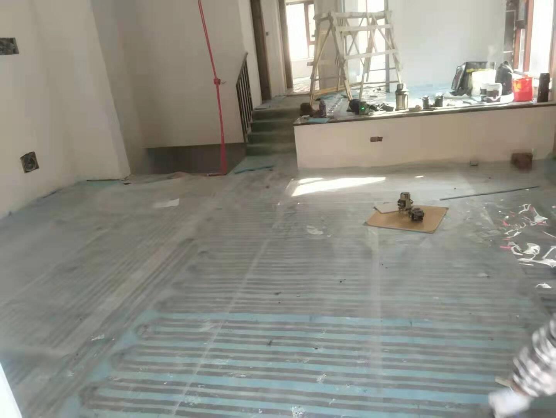 嘉恒昌电地暖家用全套设备地热系统电热加热线地暖干铺面回填2500W电热带
