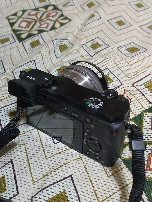Sony/索尼ILCE-A6000L套机入门微单相机旅游WiFi微单数码相机索尼a6000A6000【16-50mm】黑色官方标配
