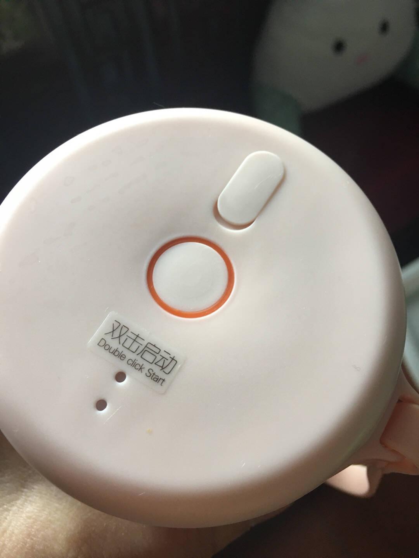 九阳Joyoung榨汁机便携式网红充电迷你无线果汁机榨汁杯料理机随行杯L3-LJ2520绿