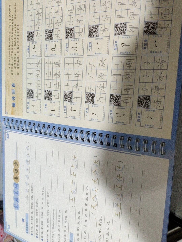 绍泽文化楷书成人练字帖学生硬笔钢笔行楷凹槽21天速成临摹练字本大本豪华视频版