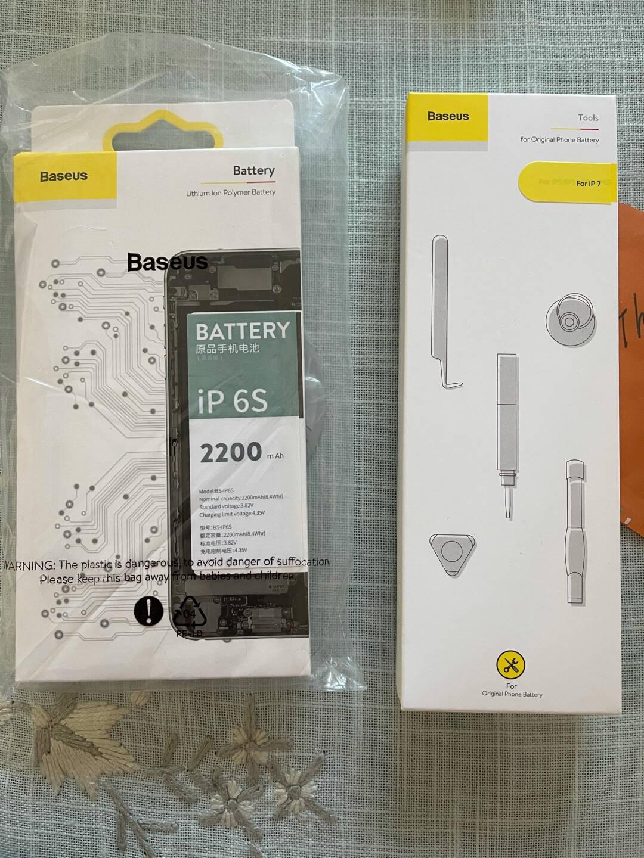 倍思(Baseus)苹果iphonex手机电池内置超大进口高容量续航游戏直播更换3000mAh