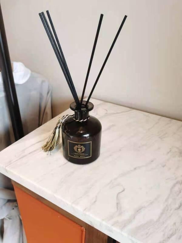 嘉柏兰无火香薰精油套装高端酒店香薰卧室家用室内香薰房间香水厕所除臭空气清新剂200ml香格里拉(嘉里中心)-约80%人选择