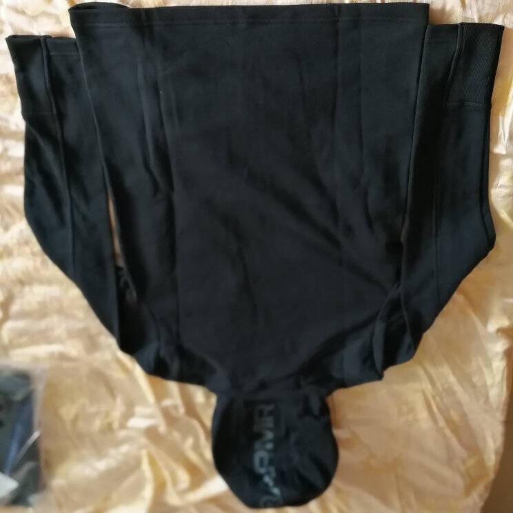 安德玛官方UABaseline男子抓绒运动连帽卫衣UnderArmour1356765黑色001M