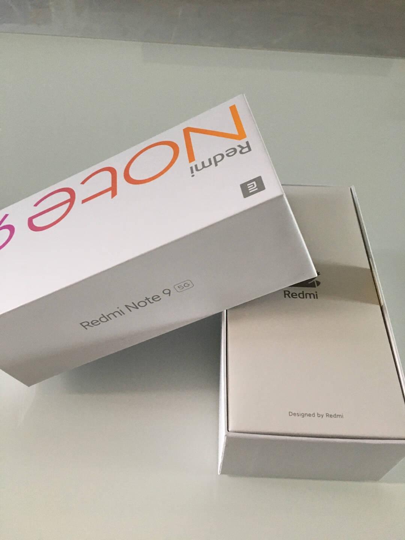 RedmiNote95G天玑800U18W快充4800万超清三摄流影紫6GB+128GB游戏智能手机小米红米