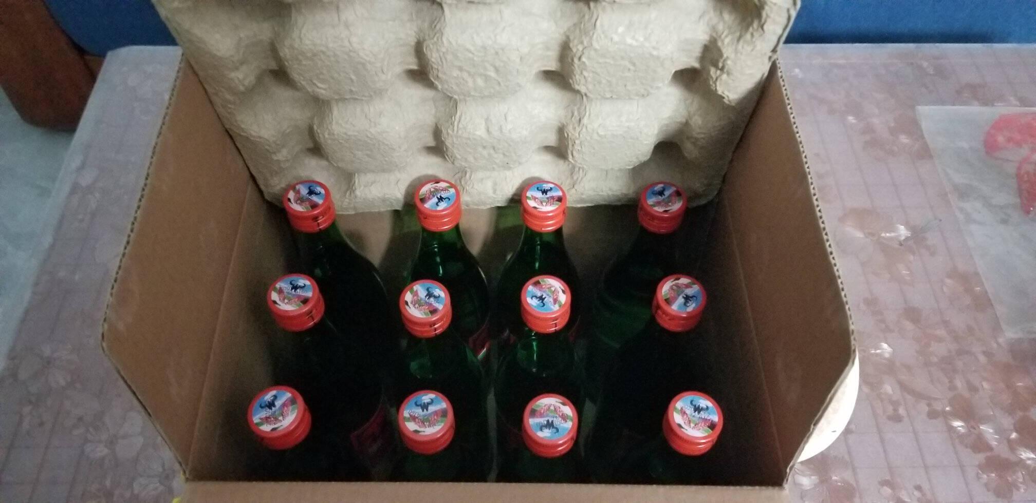 牛栏山二锅头绿牛二绿瓶56度500ml*12瓶白酒整箱装清香型