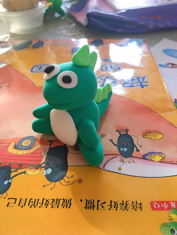 得力(deli)36色超轻粘土儿童玩具粘黏土彩泥橡皮泥美术手工DIY制作太空沙轻便袋装67819