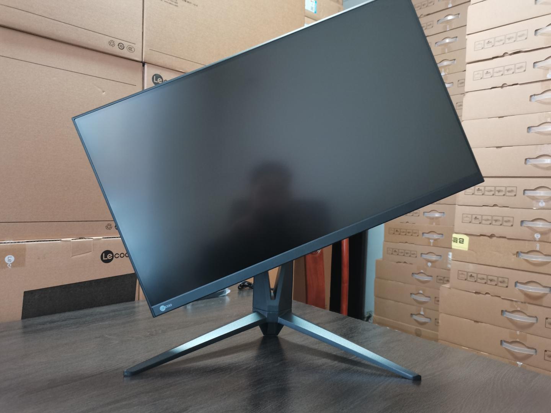 联想来酷27英寸电竞显示器,165HZ背部氛围灯款