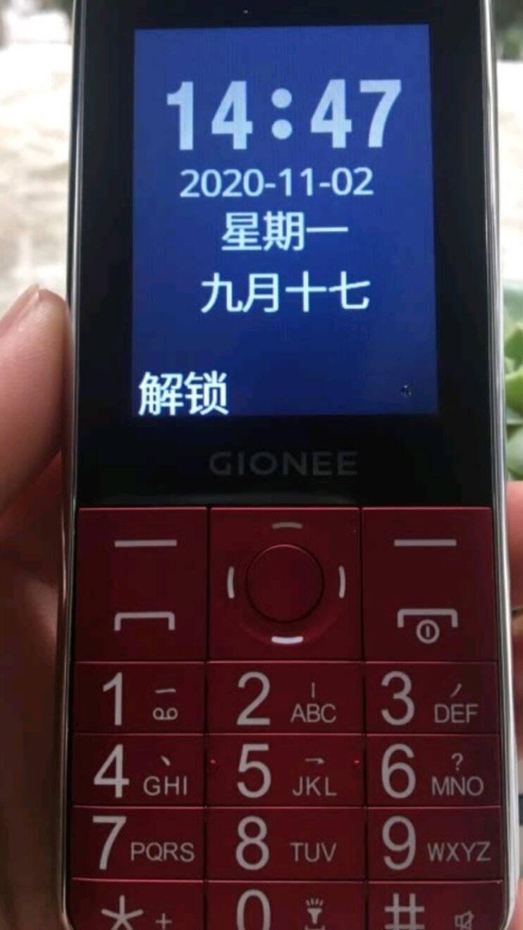 金立(Gionee)L9+移动联通电信版老人手机大字大声大音量4G全网通老年手机直板按键备用机红色移动版【用坏免费换】