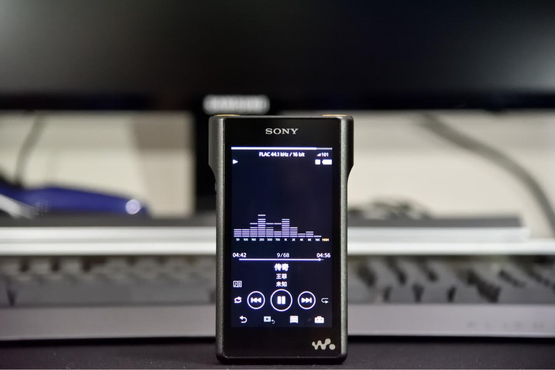 索尼小黑砖DSD解码音乐播放器,送男朋友高端生日礼物