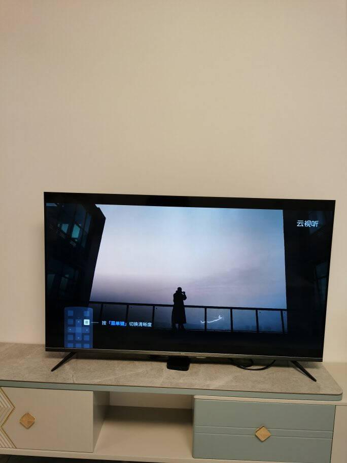 TCL电视55T8E55英寸QLED原色量子点电视免遥控AI声控金属全面屏4K超高清液晶网络智能电视机以旧换新