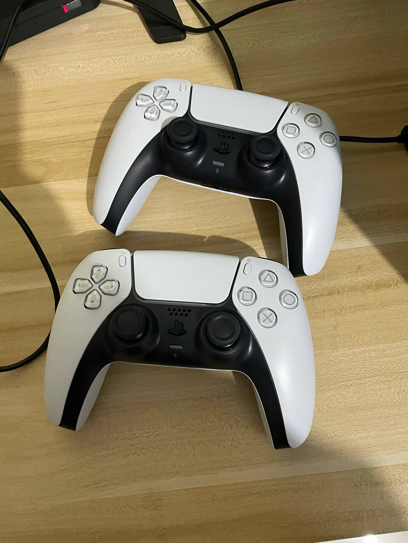 索尼(SONY)PlayStation5家用游戏机配件PS5游戏手柄(不支持ps4使用)周边配件