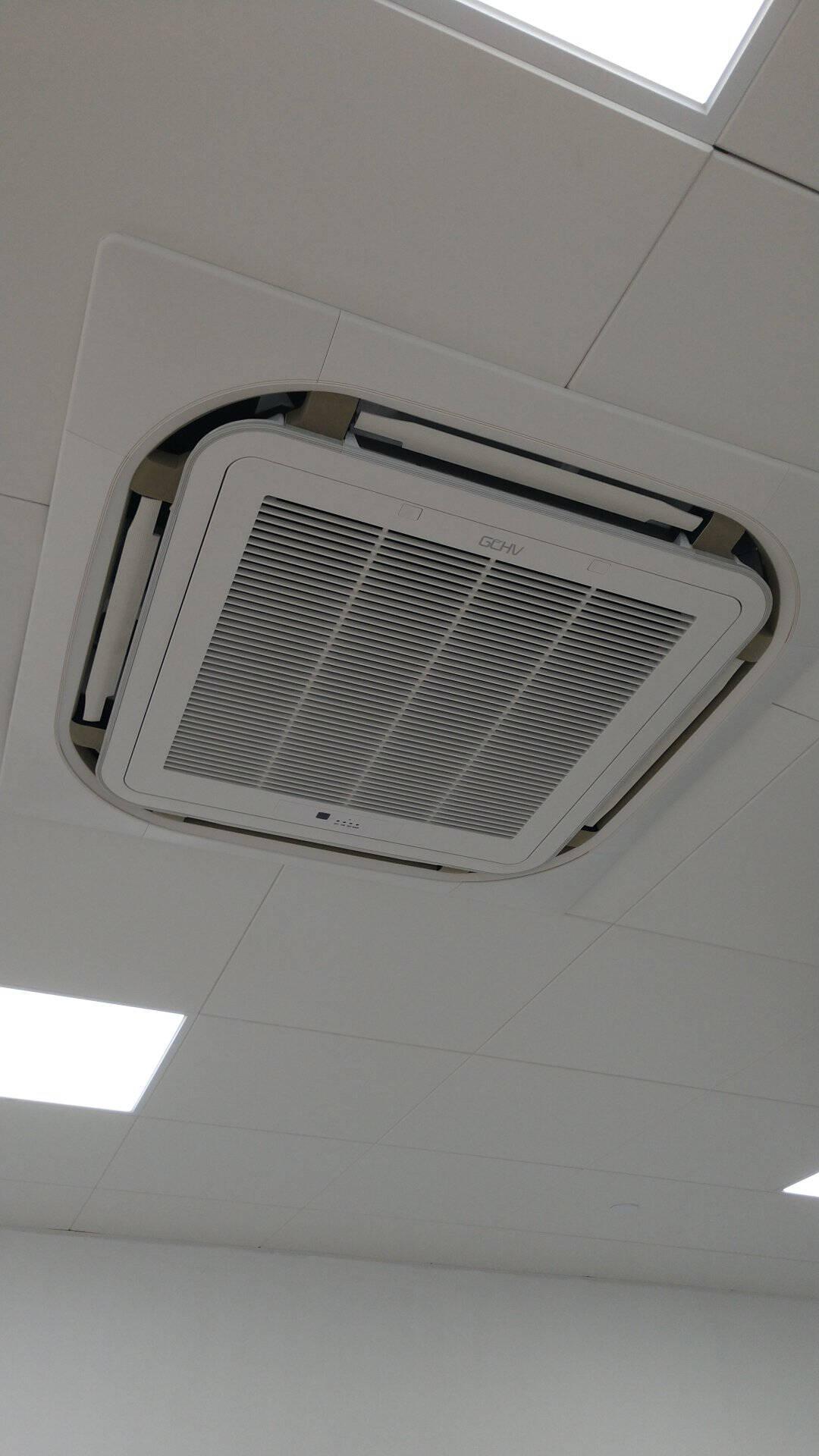 志高(CHIGO)3匹天花机吸顶空调天井机中央空调单冷220V八面出风适用32-50㎡LF72Q3W-R1Y-Q303(C3)