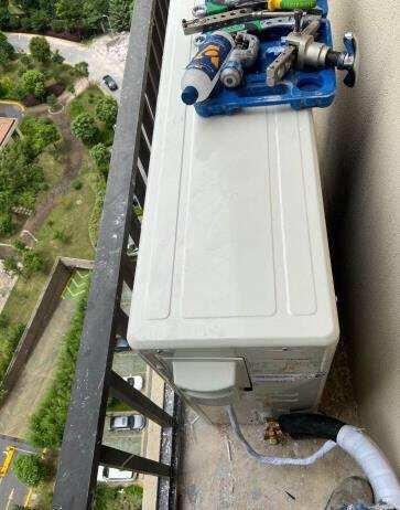TCL中央空调3匹冷暖风管机一拖一客厅卧室嵌入式空调直流变频技适用30-40㎡包安装KFRD-Vd72F5AW/N3Y-E2