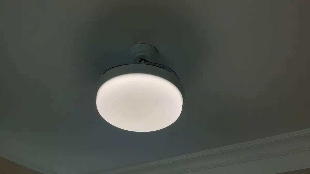Yeelight皓石LED智能吊灯餐厅灯吧台吊灯LED长条吊灯时尚创意灯具灯饰调光调色小度语音控制